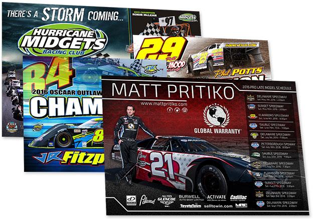 Racing Poster Design