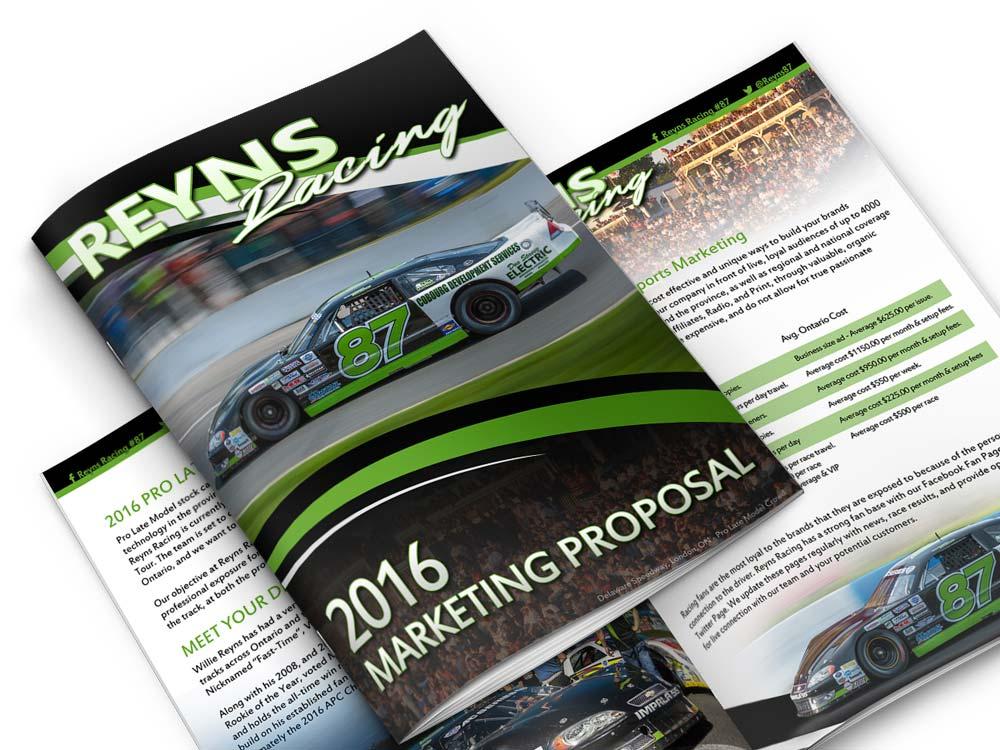 Writing a motorsport sponsorship proposal