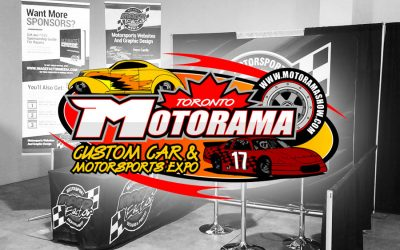 Visit us at Motorama – Booth #502
