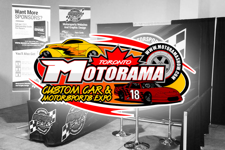 Visit us at Motorama – Booth #2206