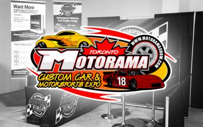 Visit us at Motorama – Booth #2206
